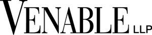 Logo of law firm + sponsor Venable LLP